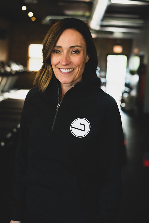 Jenny Harkins Treadfit Founder and Instructor